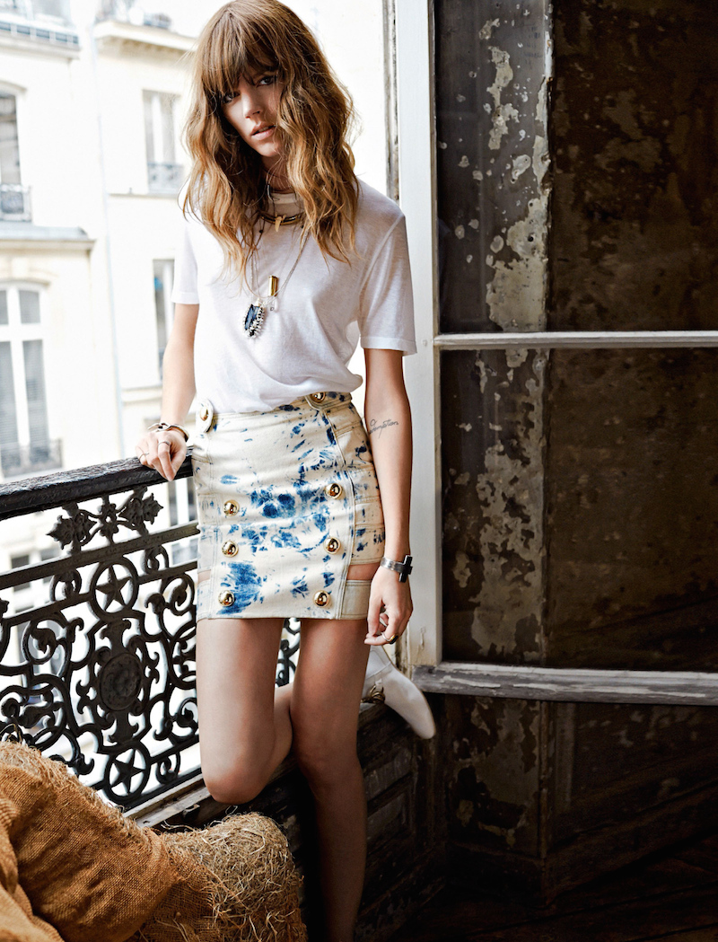 Freja Beha Erichsen for Glamour France August 2014_8