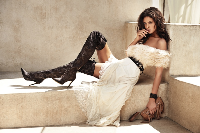 GUESS Accessories Fall Winter 2014 Campaign