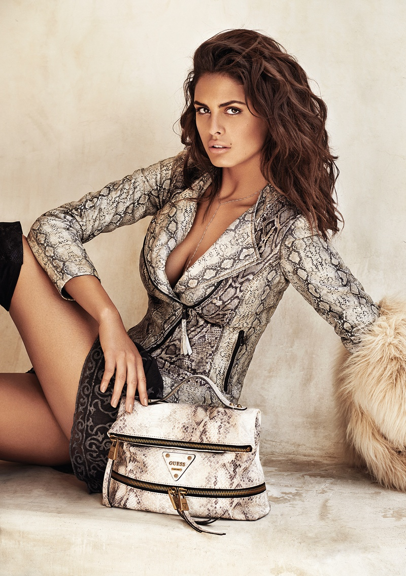 Guess Accessories Fall Winter 2014 Campaign Feat Samantha