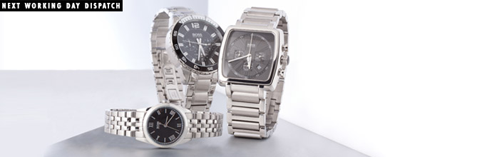 Hugo Boss Watches at Brandalley