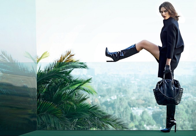 Jimmy Choo Fall Winter 2014 AD Campaign