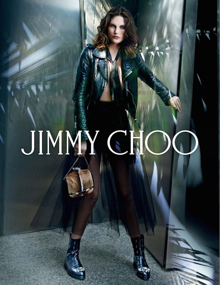 Jimmy Choo Fall Winter 2014 AD Campaign_1