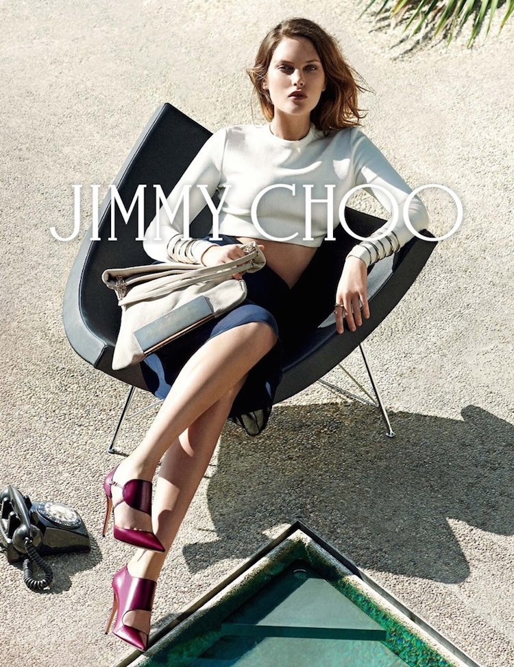 Jimmy Choo Fall Winter 2014 AD Campaign_3