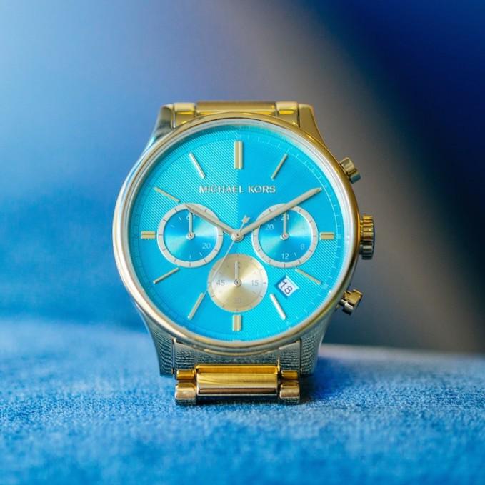 Michael Kors Bailey Chronograph Bracelet Watch