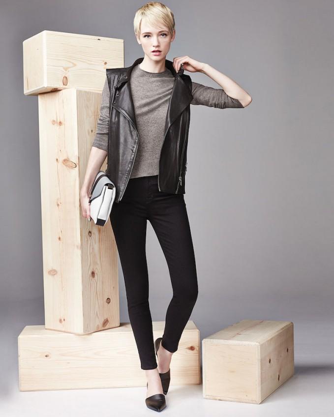 Neiman Marcus - Contemporary/CUSP Lookbook: J BRAND Ready To Wear