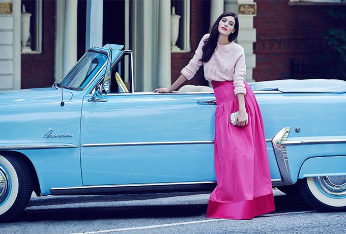 Polished Pastels Lookbook by Shopbop
