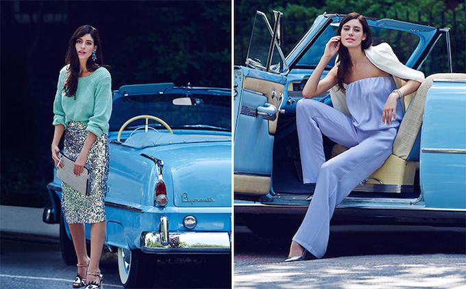 Polished Pastels Lookbook by Shopbop