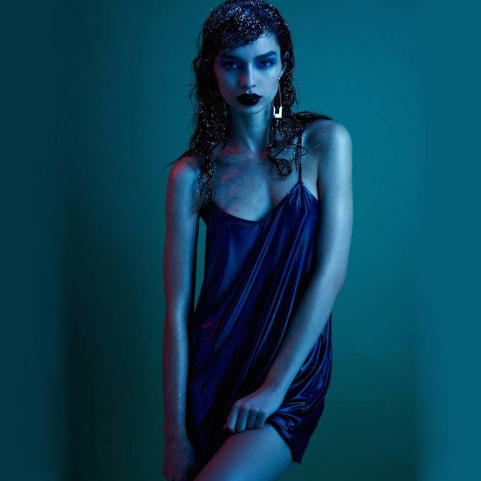 Slip Away Dress by Nasty Gal