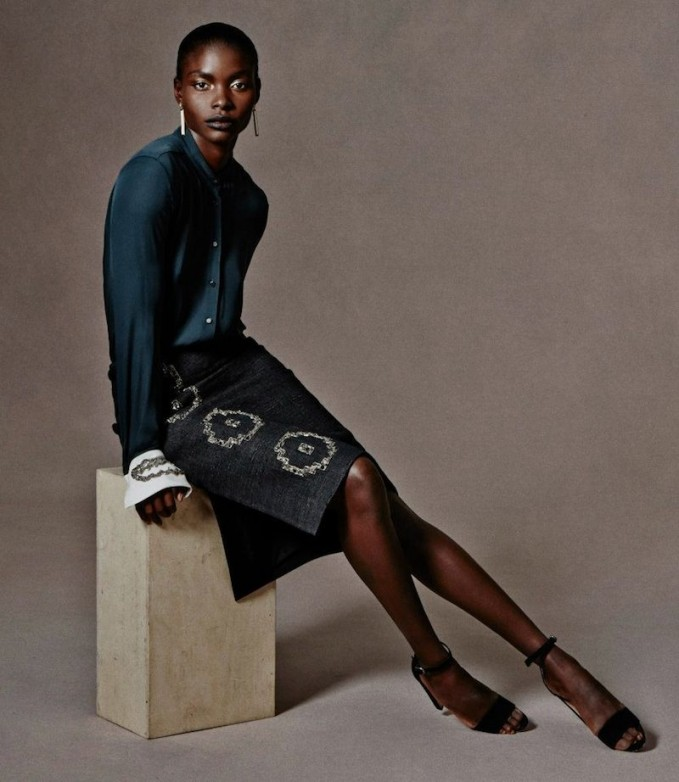 Special Pre-fall 2014 Collections Maiyet Lookbook at Barneys New York