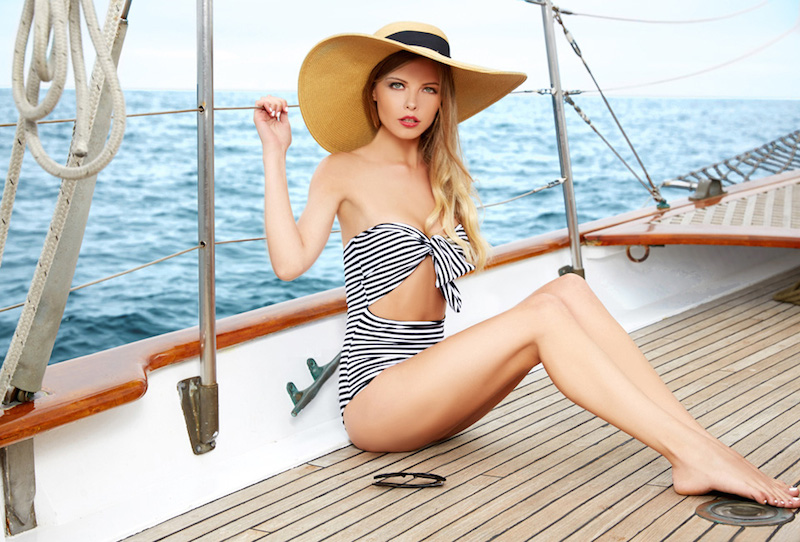 Starboard Siren Lookbook by LuLu's