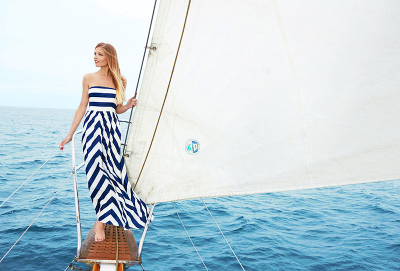 Starboard Siren Lookbook by LuLu's