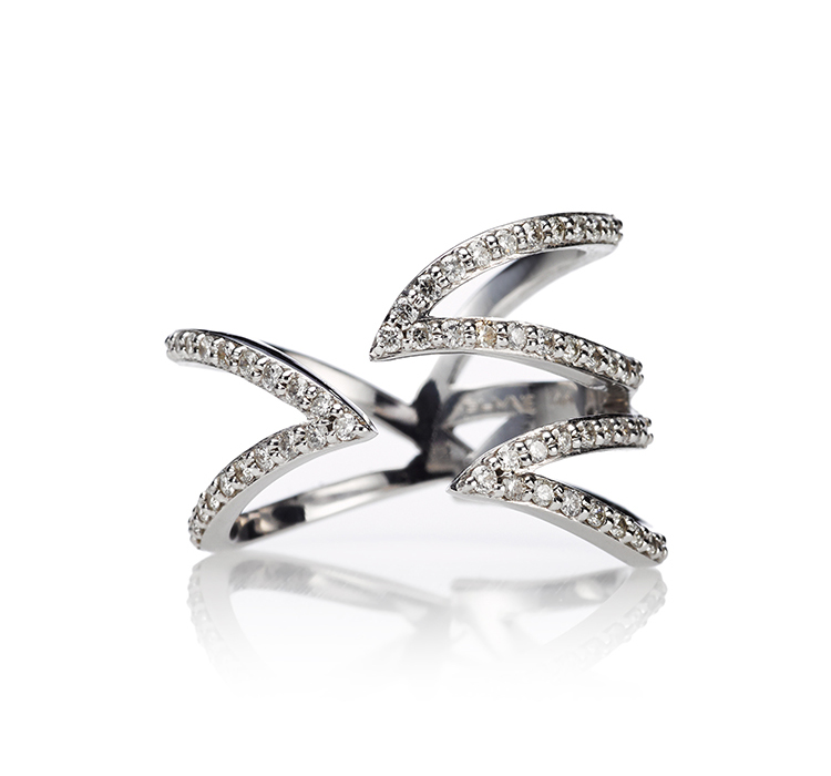 Stella Winged Ring by Paige Novick