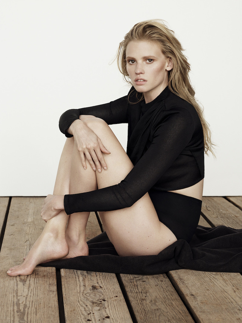 The Body Issue: Lara Stone for The EDIT