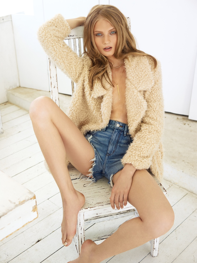 0031414d4f8 More Images from Tularosa Summer 2014 Lookbook feat. Anna Selezneva ...