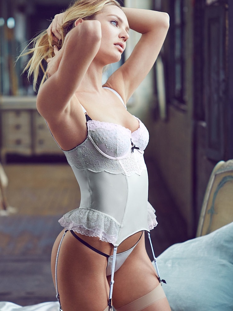 Victoria's Secret July 2014 Catalogue by Candice Swanepoel