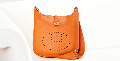 Vintage Hermès Bag of the Moment: The Evelyne