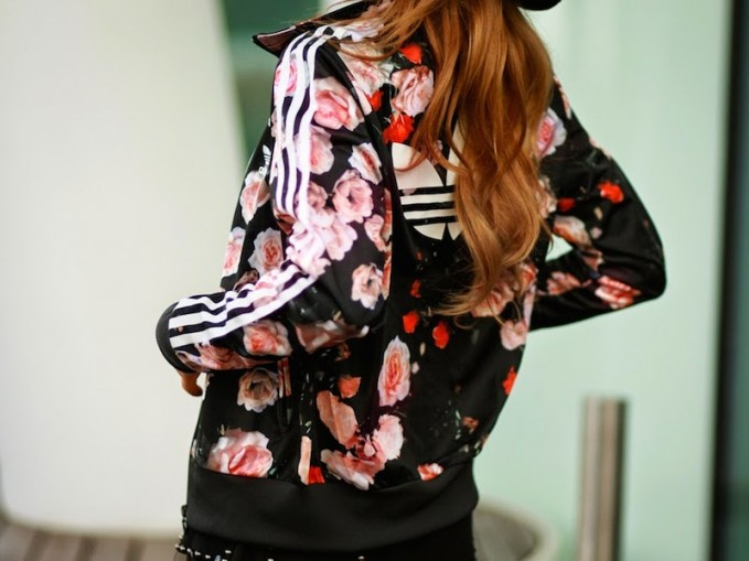 adidas Originals FIREBIRD ROSES TRACK Jacket