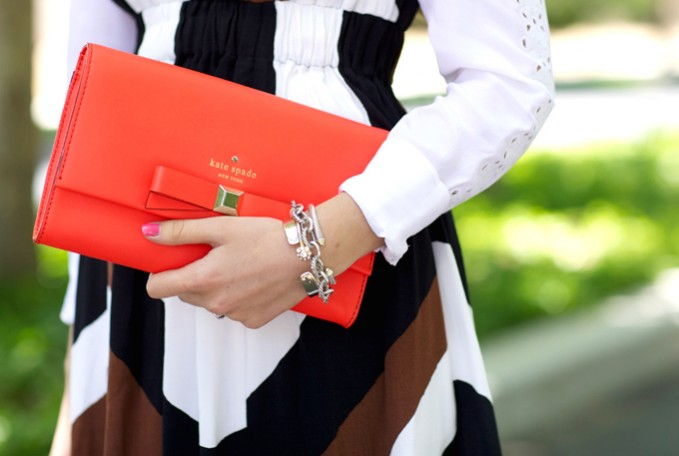 kate spade new york Holly Street Remi Clutch
