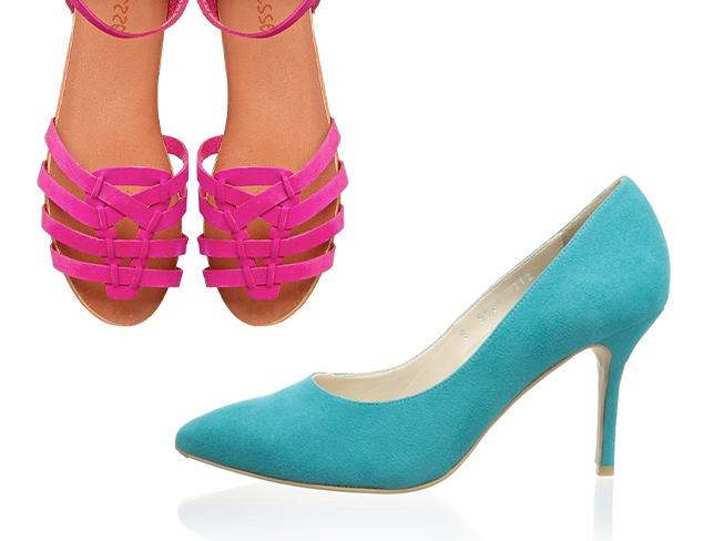 $15 & Up: Sandals, Pumps & More at MYHABIT