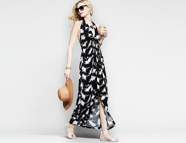 KAMALIKULTURE Halter Maxi Dress