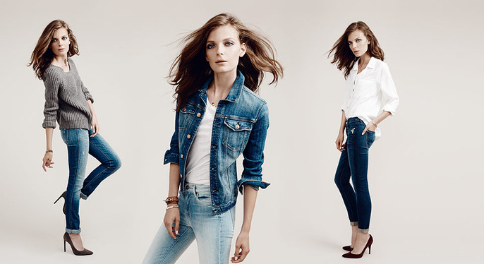 7 For All Mankind at Gilt