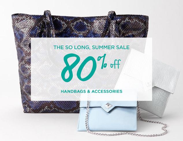 80% Off: Handbags & Accessories at MYHABIT