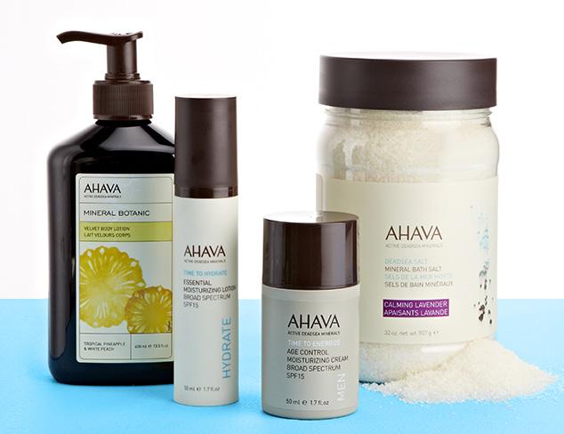 AHAVA Skincare at MYHABIT