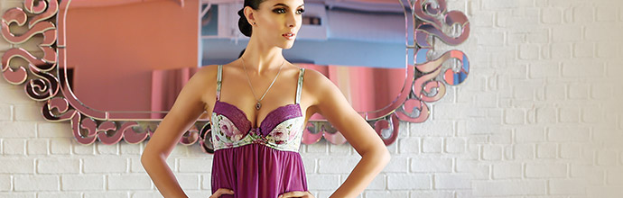 Affinitas and Parfait Lingerie at Brandalley