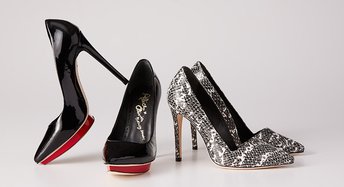 Alice + Olivia Shoes at Gilt