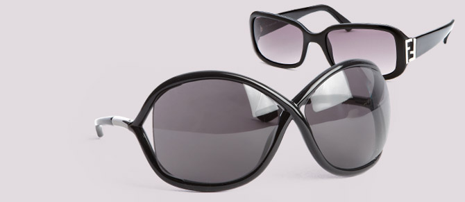 Always Bet on Black Sunglasses at Belle & Clive