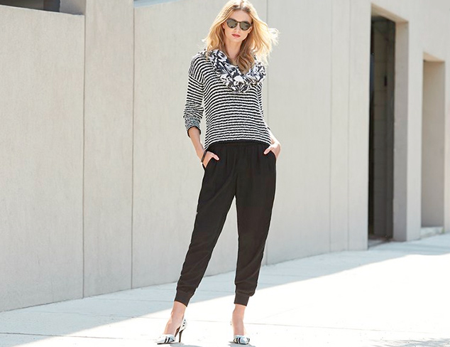 Always on Trend: Black & White at MYHABIT