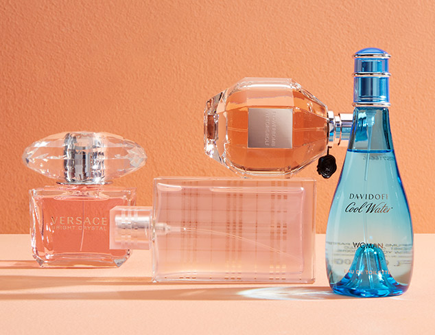 Back in Stock: Favorite Fragrances at MYHABIT