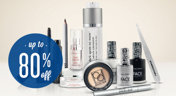 Beauty Essentials: Up to 80% Off at Gilt
