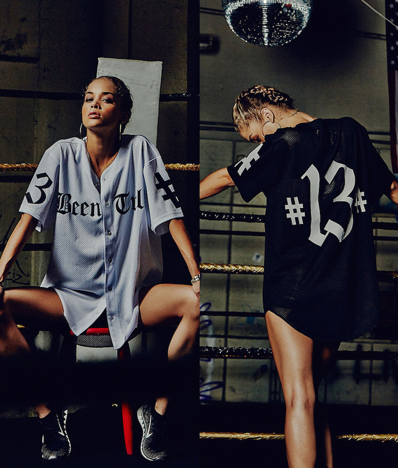 Been Trill Trill Baseball Jersey Black