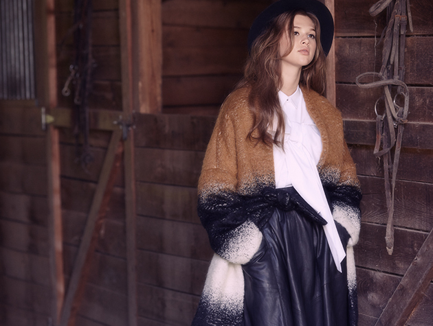 Best of the West: Western Fashion Trends Fall 2014 Lookbook by SHOPBOP