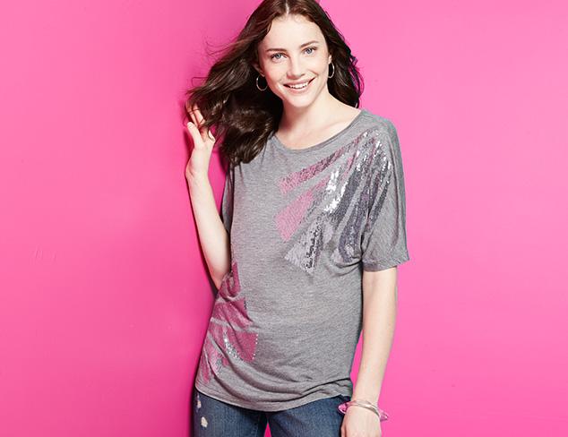 Brands We Love: Tops by Wilt, Bella Luxx & More at MYHABIT