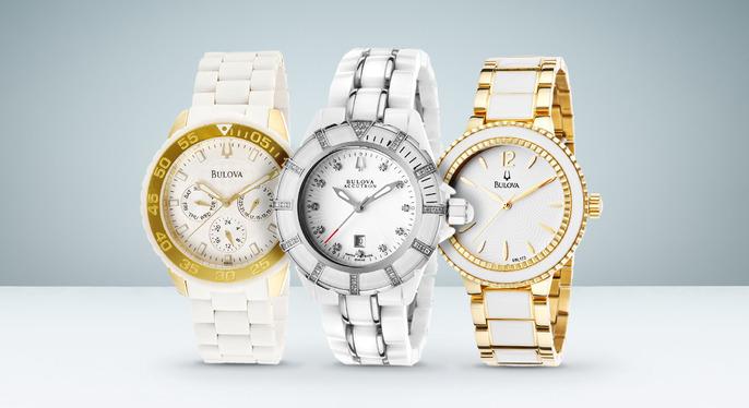 Bulova Watches at Gilt