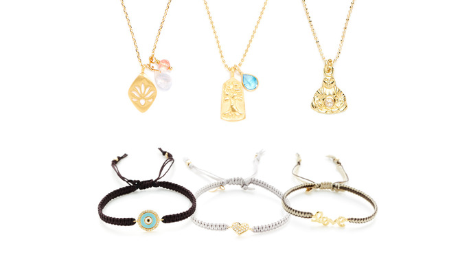 Charmed Life: Jewelry With Meaning at Gilt