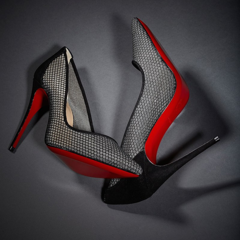 Christian Louboutin Follies Resille Pumps