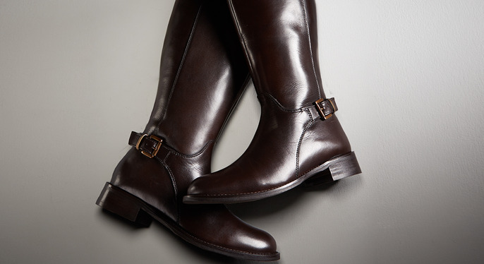 Classic Riding Boots at Gilt