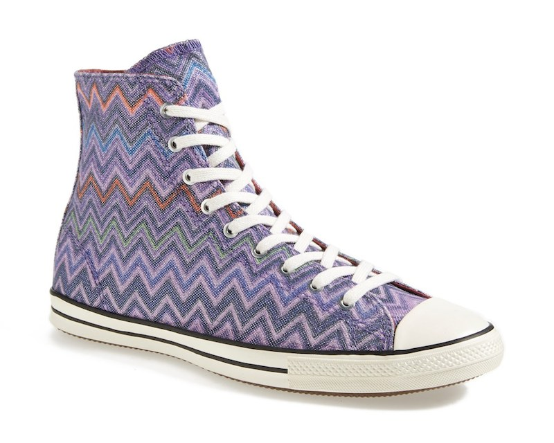 Converse x Missoni Chuck Taylor All Star High Top Sneaker_3