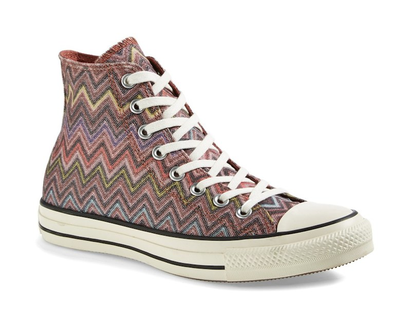 Converse x Missoni Chuck Taylor All Star High Top Sneaker_5