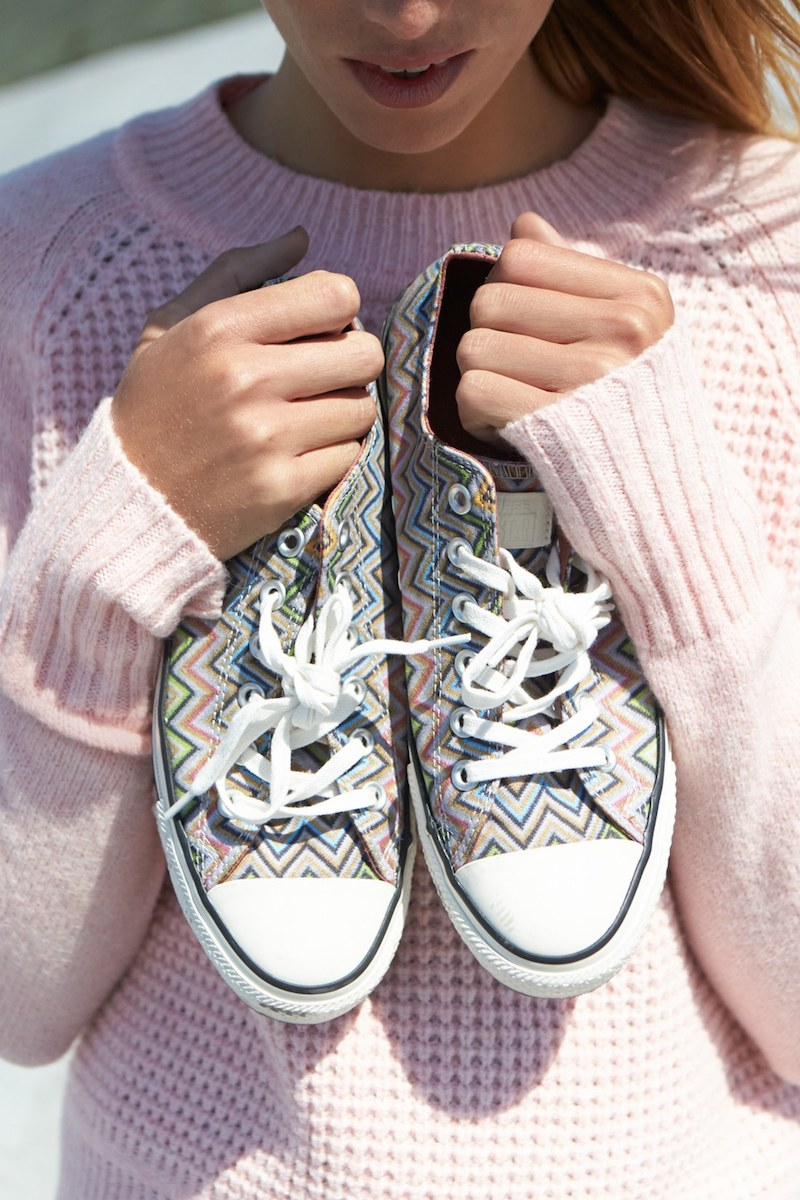 Converse x Missoni Chuck Taylor All Star Low Sneaker_1