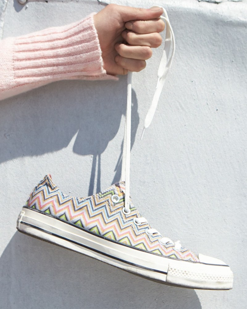 Converse x Missoni Chuck Taylor All Star Low Sneaker_2