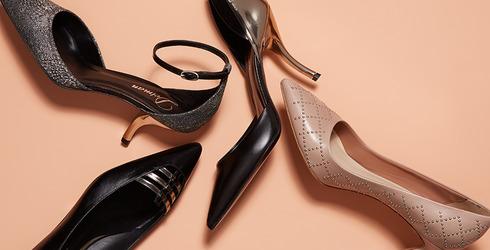 Delman Shoes at Gilt