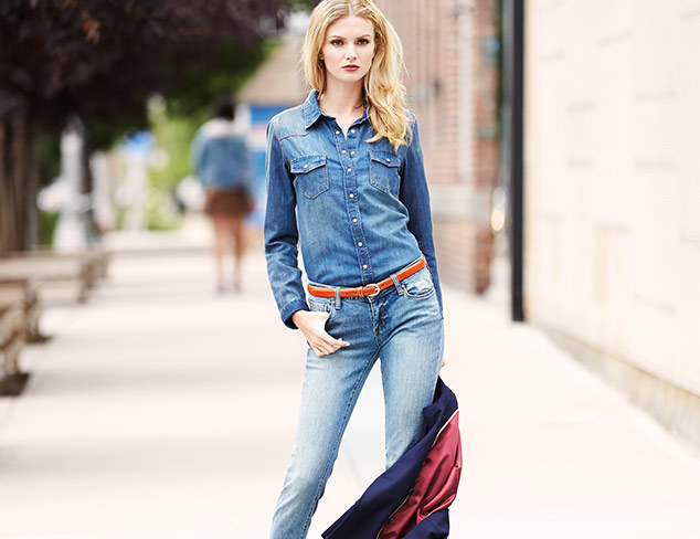 Denim & More feat DKNY at MYHABIT