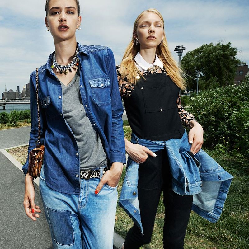 Denim Styles from Current:Elliott and Frame