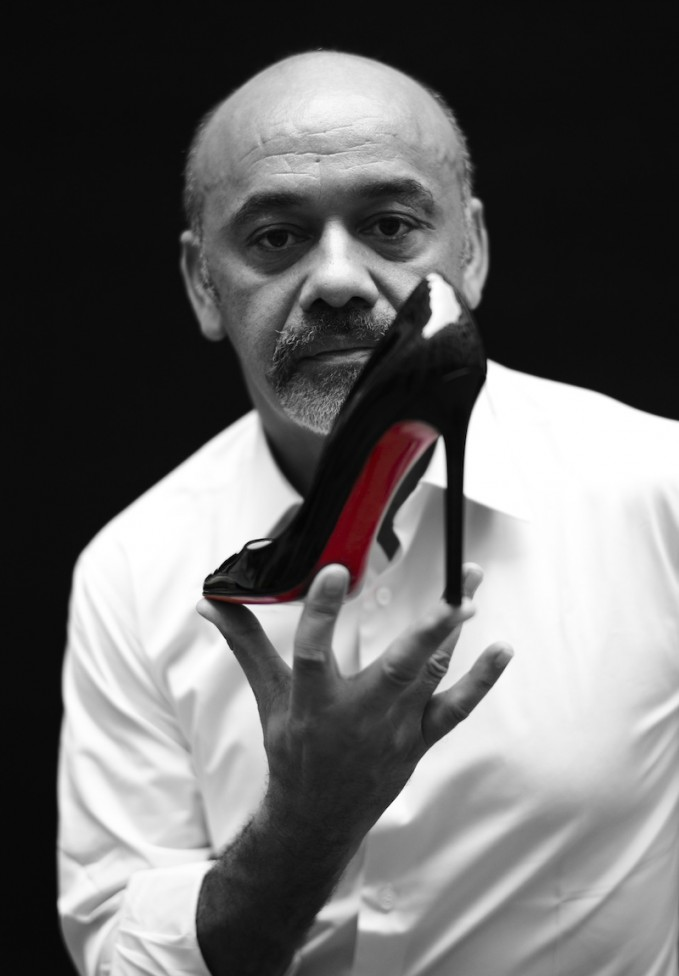 Designer Christian Louboutin's Favorite Fall Shoes