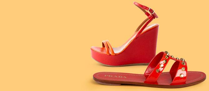 Designer Sandals: 50% Off at Belle & Clive
