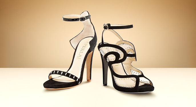 Designer Shoes Feat. Aperlai at Gilt